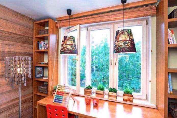 image8-9 | Экономим пространство: шкафы вокруг окна!