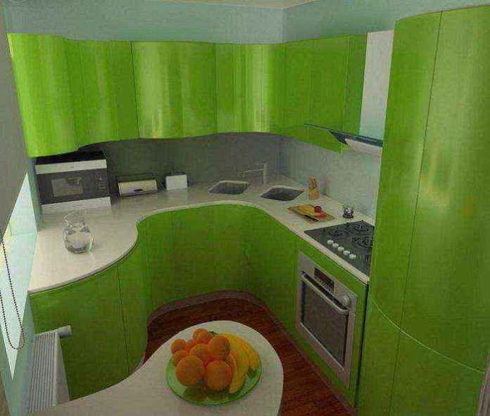 image9   Потрясающие идеи для вашей кухни!