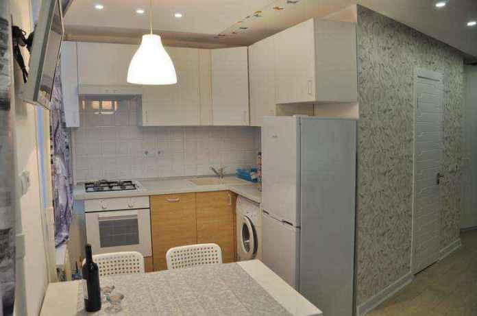 image26   Квартира в 32 м² до и после ремонта — потрясающе!