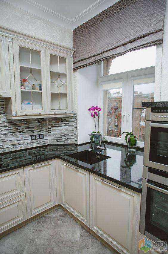 image13-4   Потрясающие идеи для маленькой уютной кухни