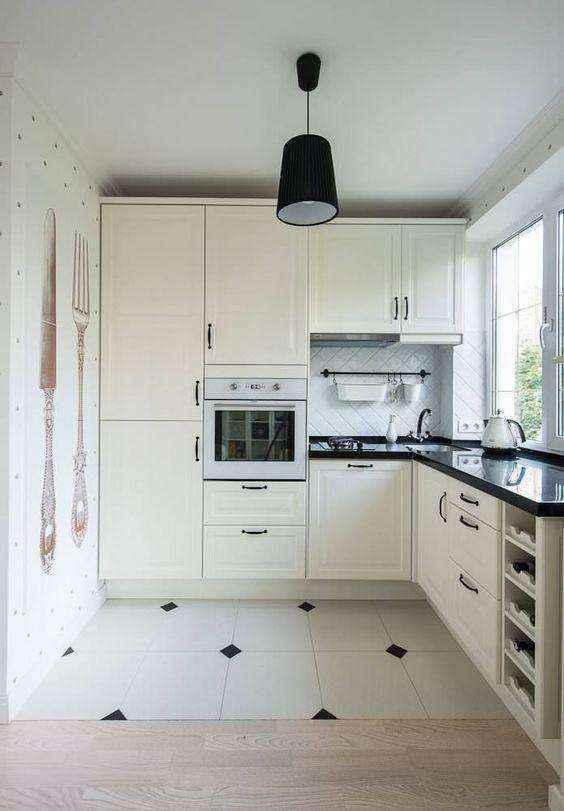 image16-5   Потрясающие идеи для маленькой уютной кухни