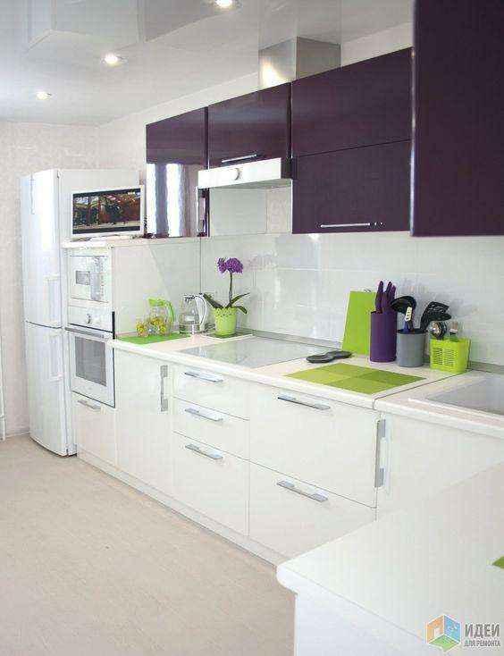 image19-3   Потрясающие идеи для маленькой уютной кухни