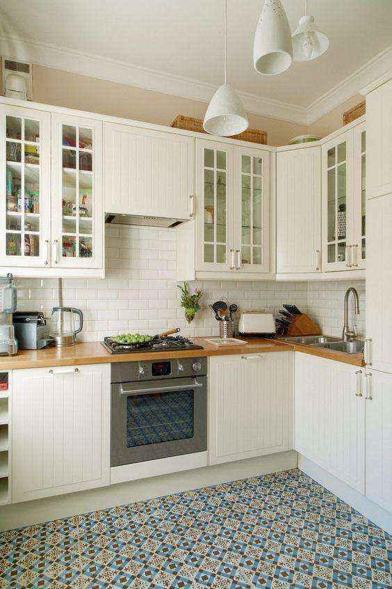 image20-4   Потрясающие идеи для маленькой уютной кухни