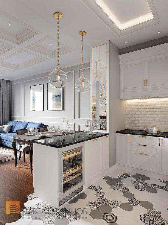 image22-1   Потрясающие идеи для маленькой уютной кухни