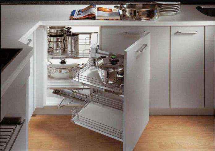 image23 | 30 идей оформления маленькой кухни