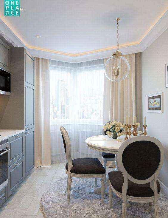 image27-1   Потрясающие идеи для маленькой уютной кухни