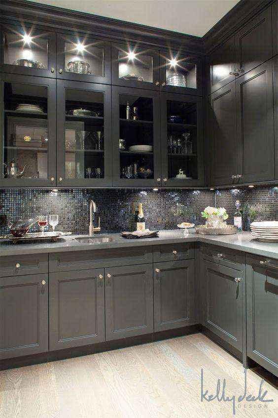 image30-2   Потрясающие идеи для маленькой уютной кухни