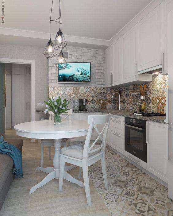 image35-1   Потрясающие идеи для маленькой уютной кухни