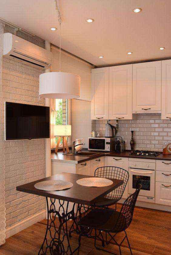 image37-1   Потрясающие идеи для маленькой уютной кухни