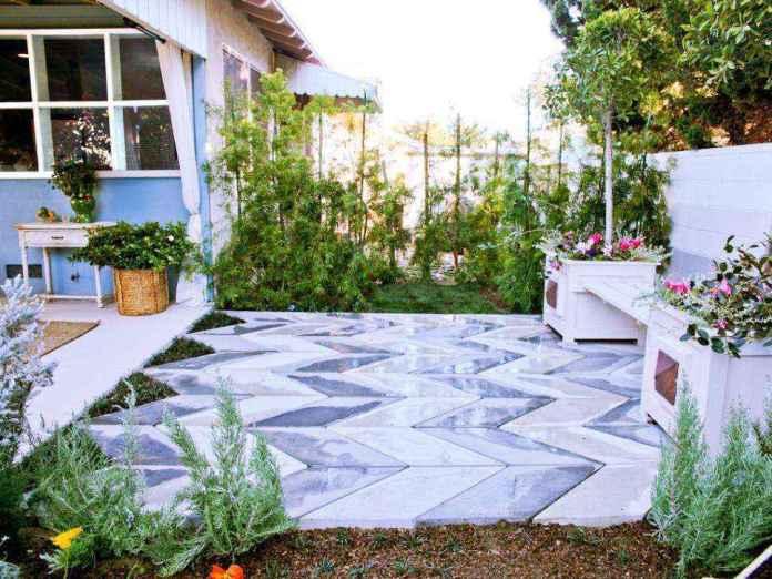 1400977848310 | 20 потрясающих идей дизайна садовых дорожек