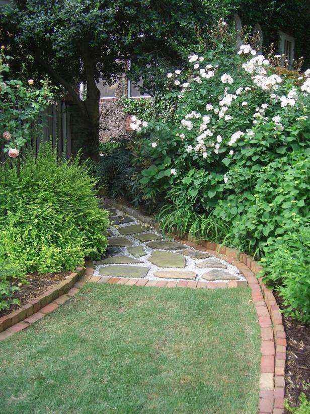 1452662279956 | 20 потрясающих идей дизайна садовых дорожек