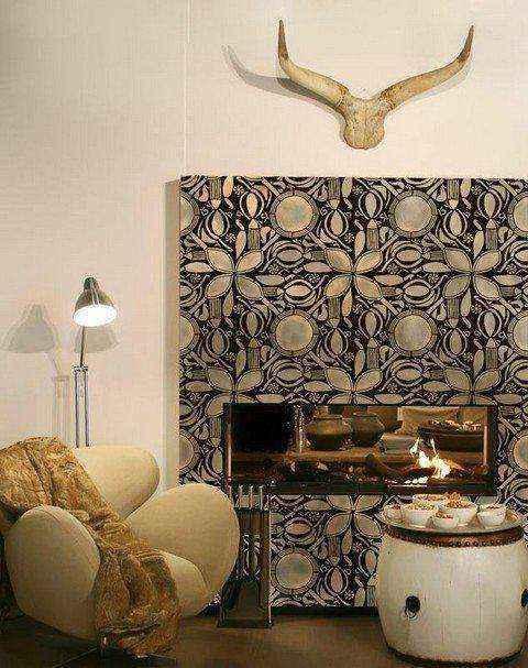 3-6-wood-burning-fireplace-in-living-room-interior | Дровяные камины: обзор материалов и лучших идей (Часть вторая)