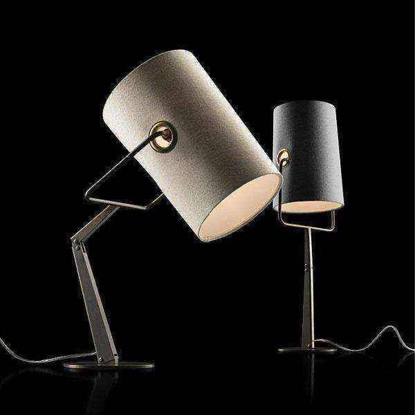 foscarini-grey-designer-table-lamps-bedroom-600x600 | Необычное рядом: дизайнерские настольные лампы