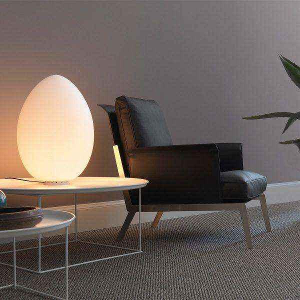 glowing-egg-high-end-designer-table-lamps-600x600 | Необычное рядом: дизайнерские настольные лампы