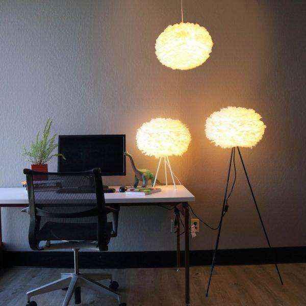 goose-feather-high-end-designer-table-lamps-600x600 | Необычное рядом: дизайнерские настольные лампы