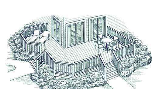 image15-4 | Лучшие проекты террасы для загородного дома