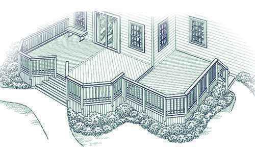 image18-4 | Лучшие проекты террасы для загородного дома