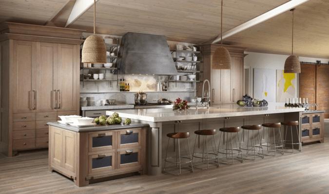 image18 | Топ-10 самых популярных тенденций в дизайне кухни в 2018 году