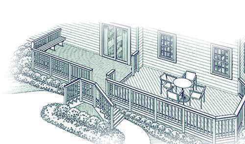 image23-1 | Лучшие проекты террасы для загородного дома