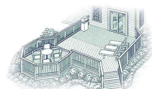 image24-1 | Лучшие проекты террасы для загородного дома