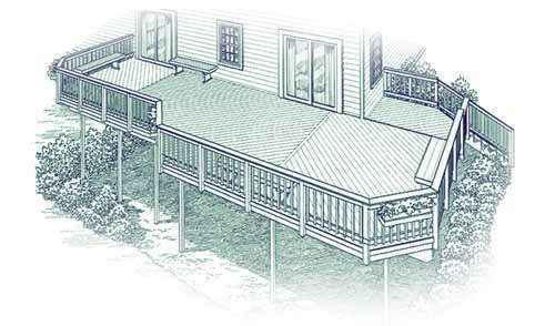 image26-2 | Лучшие проекты террасы для загородного дома