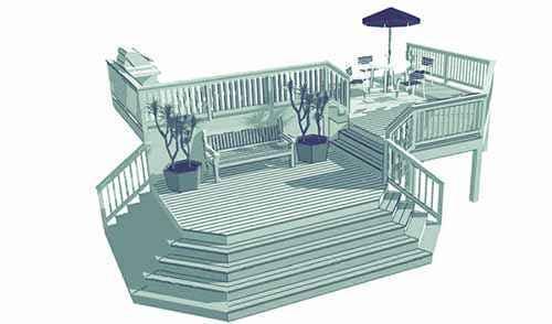 image38-1 | Лучшие проекты террасы для загородного дома