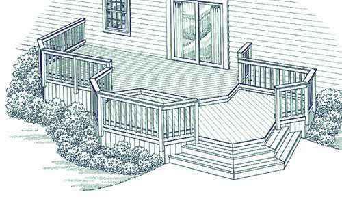 image42 | Лучшие проекты террасы для загородного дома