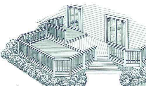 image43-2 | Лучшие проекты террасы для загородного дома