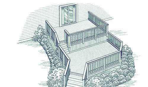 image44 | Лучшие проекты террасы для загородного дома