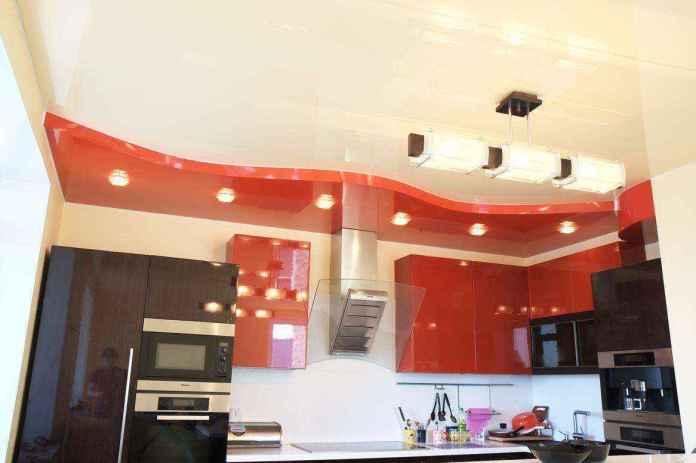 natyazhnoy-potolok-na-kuhne-06 | Натяжной потолок на кухне
