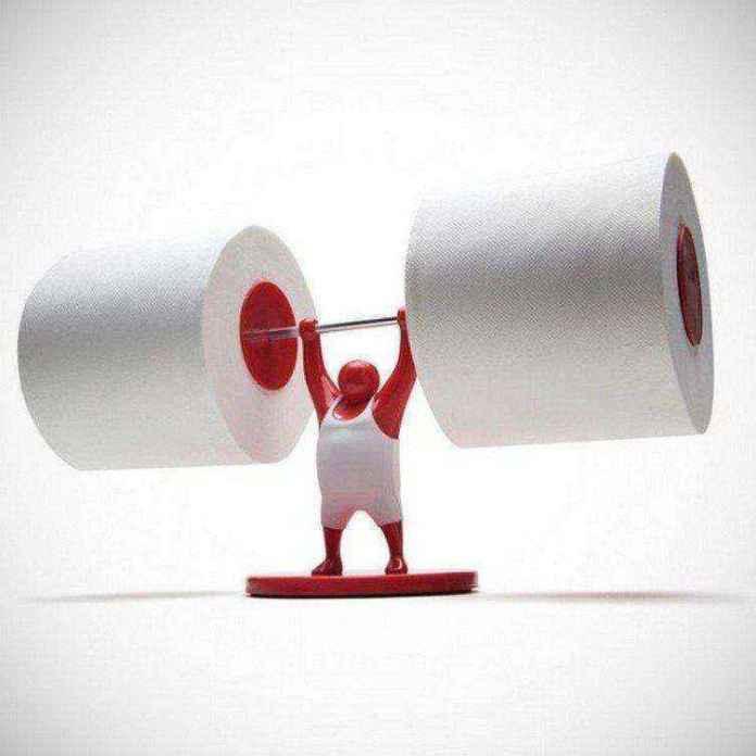 tp-holder-01   Необычное рядом: оригинальные держатели для туалетной бумаги!