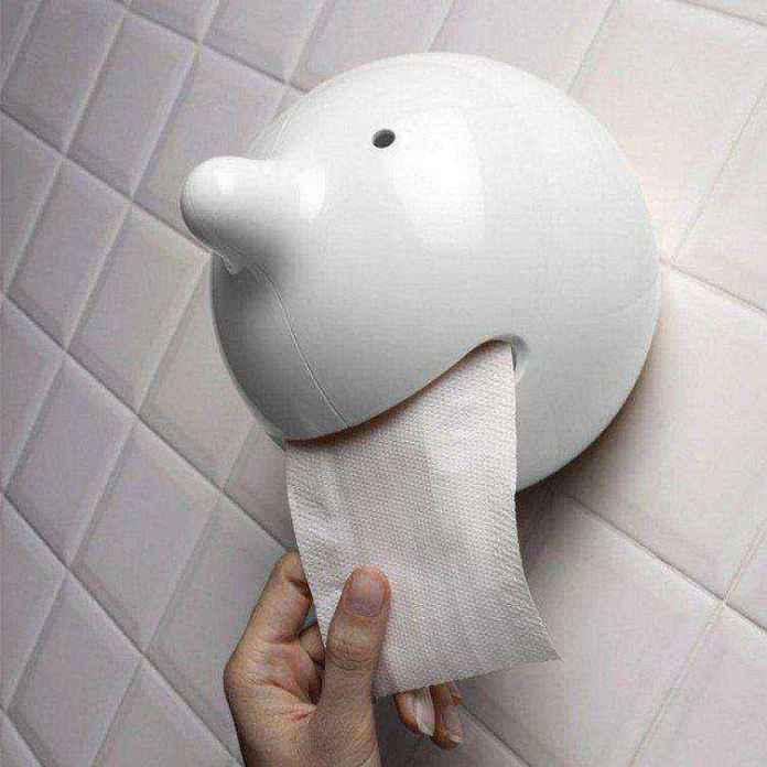 tp-holder-05   Необычное рядом: оригинальные держатели для туалетной бумаги!