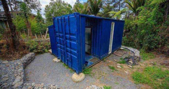 1-40   Полноценный дом из контейнера, вы будете в восторге от интерьера!