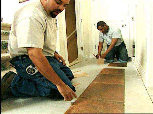 1420873962381 | Как уложить плитку на пол