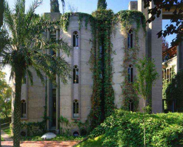 2-9 | Цементный завод превратили в удивительный дом, который вас впечатлит