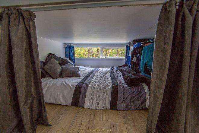 5-22   Полноценный дом из контейнера, вы будете в восторге от интерьера!