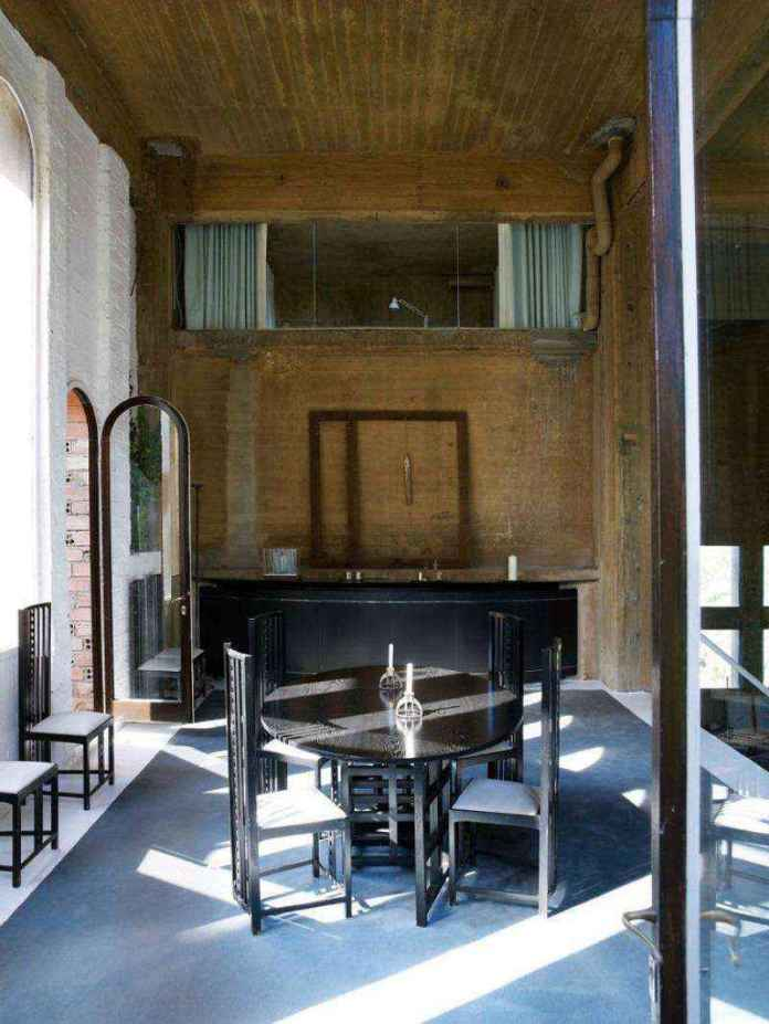 9-4 | Цементный завод превратили в удивительный дом, который вас впечатлит