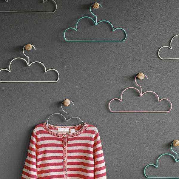image2-21 | Как своими руками сделать очаровательную вешалку-облако