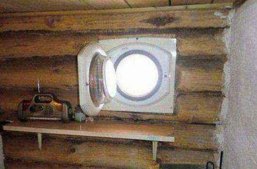 image29   Потрясающие идеи использования старой стиральной машины