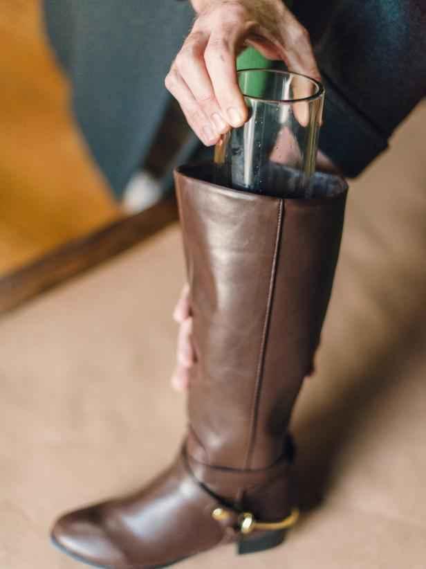 image4-51 | Как сделать вазу из сапога