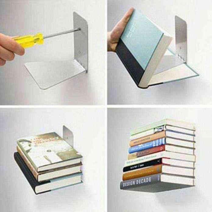 libreros-foto-1 | Идеи дизайна креативных книжных полок