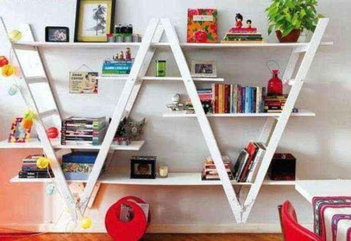 libreros-foto-10 | Идеи дизайна креативных книжных полок