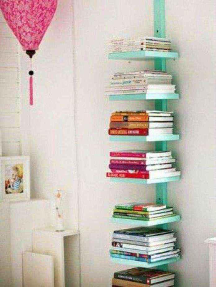 libreros-foto-9 | Идеи дизайна креативных книжных полок