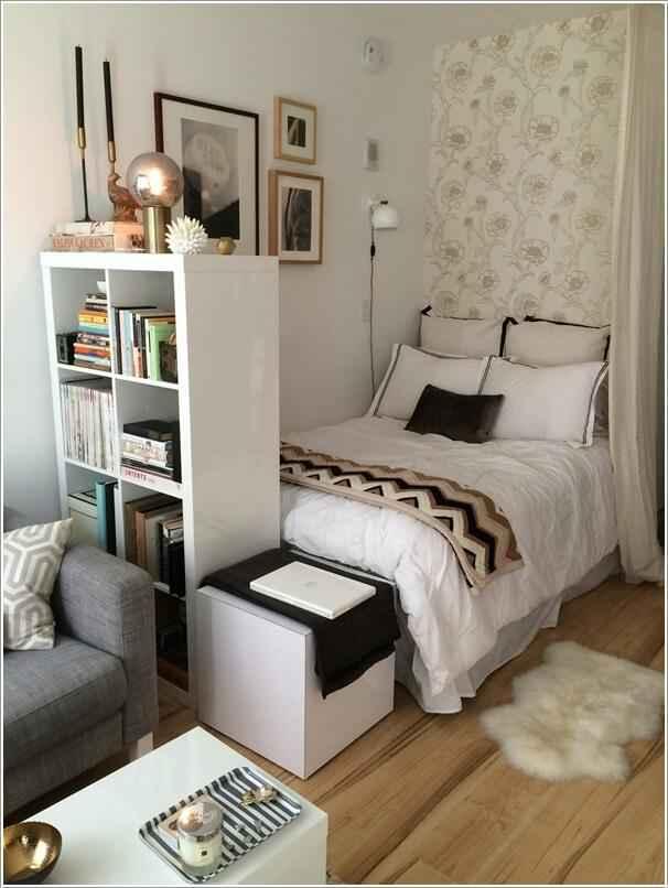 image1-6 | 10 способов украсить маленькую спальню