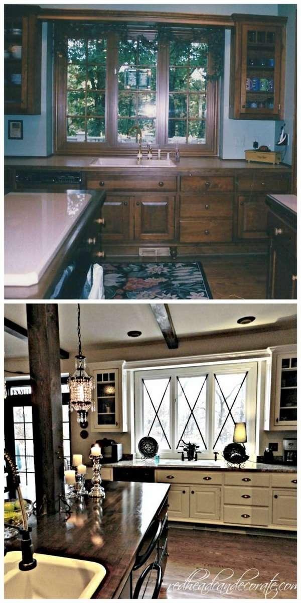 image1-80 | 25 идей переделки старой кухонной мебели