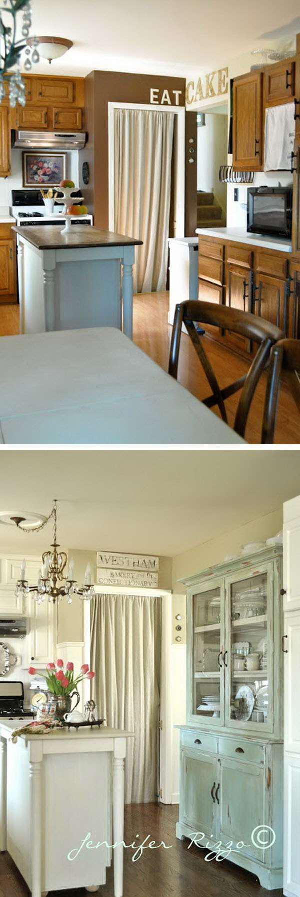 image13-27 | 25 идей переделки старой кухонной мебели
