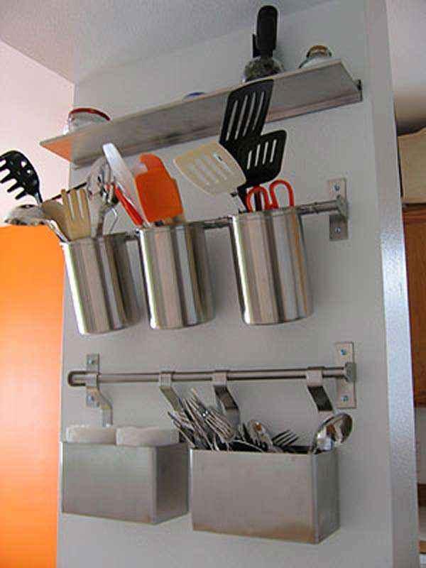image15-13 | 10 оригинальных способов хранения столовых приборов