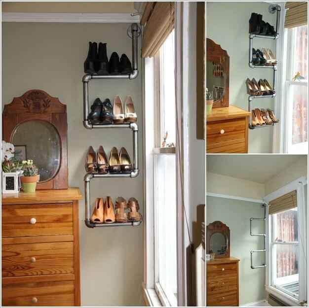 image15 | 15 умных идей хранения обуви