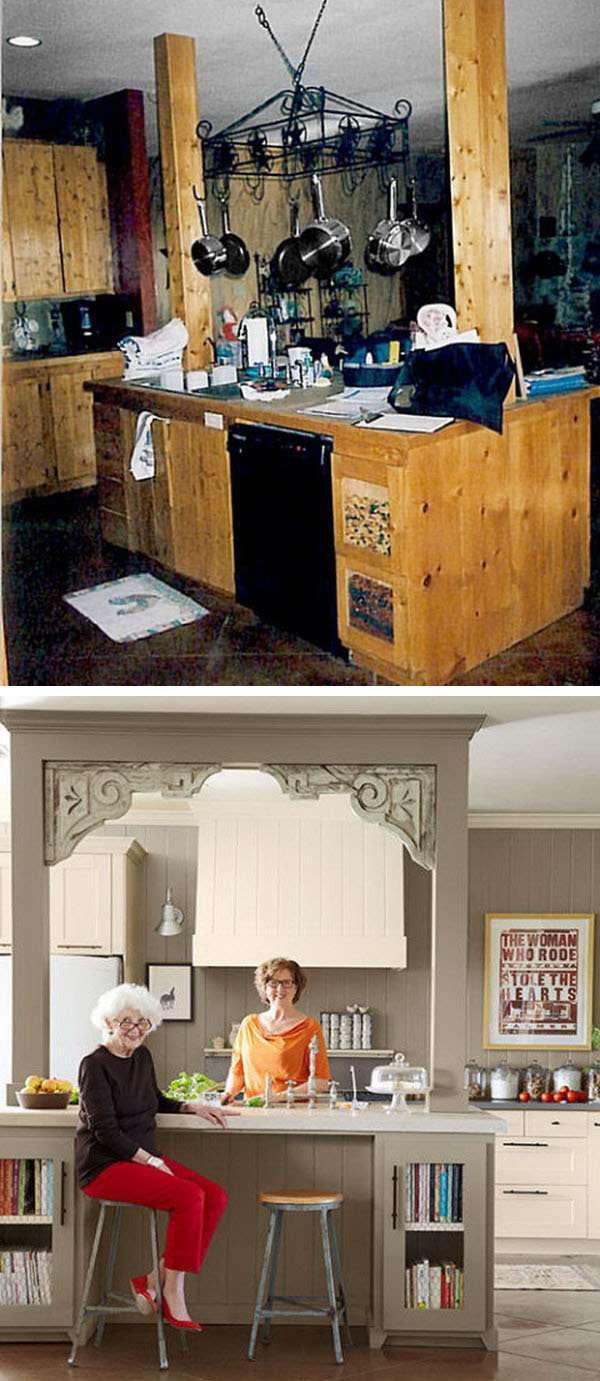 image17-11 | 25 идей переделки старой кухонной мебели