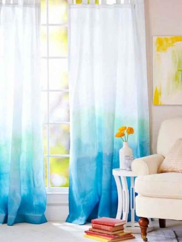 image21 | 20 идей для создания стильных штор своими руками